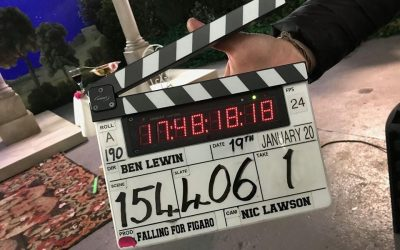 Principal photography complete on romantic-comedy